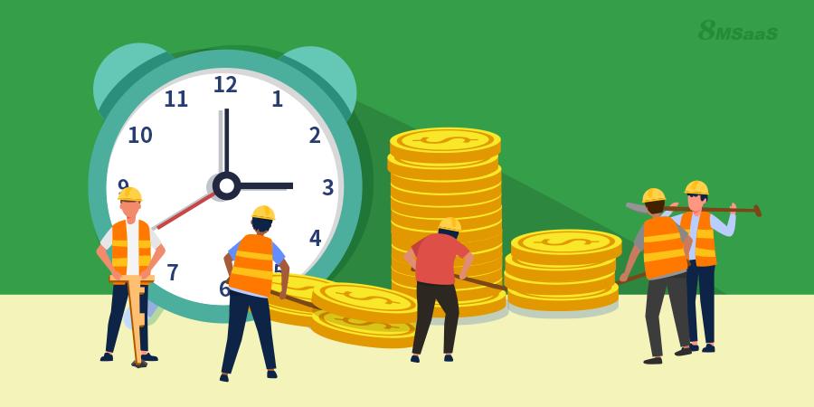 如何利用项目管理工具计算实际人工成本?
